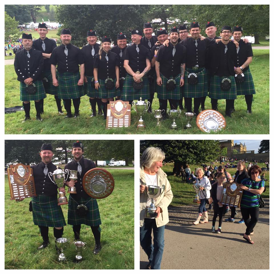 Manchester Pipes and Drums