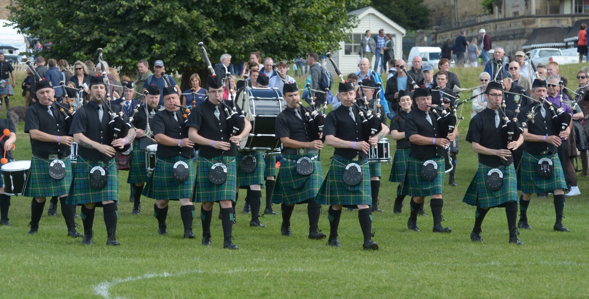 Manchester Phoenix Pipe Band